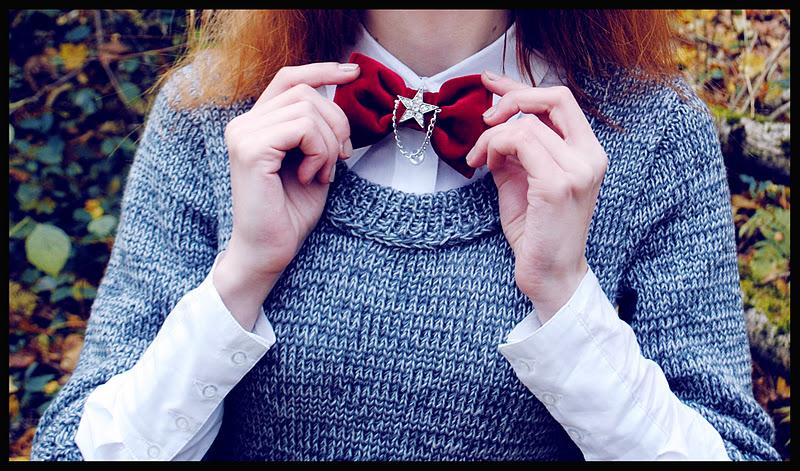 Бабочка галстук для девушек своими руками - Mmrr.ru