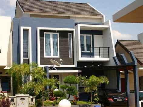 desain rumah minimalis modern 2014 - model rumah minimalis