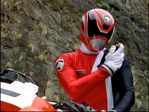 Jack Landors - Red Ranger - Power Ranger S.P.D. - Cartoons Wikipedia