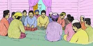 Hukum Tahlilan, Selamatan dan Syukuran dalam Islam