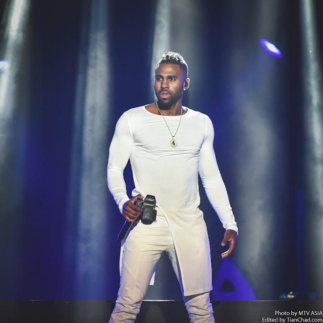 Jason Derulo performing at MTV World Stage Malaysia 2015 on 12 Sep Pic 2 (Credit - MTV Asia & Kristian Dowling)