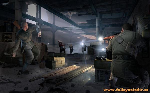 Sniper Elite V2 Rip