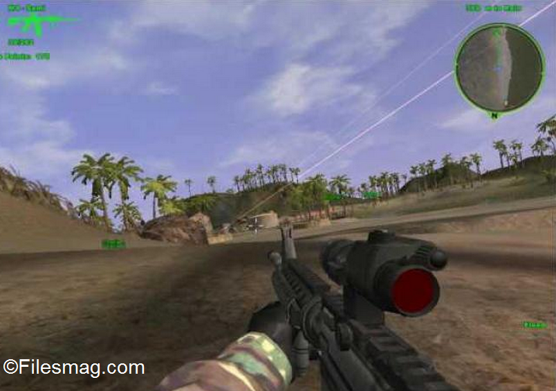 Delta Force Xtreme 2 Free Download PC Game