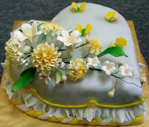 Fondant Cake 6