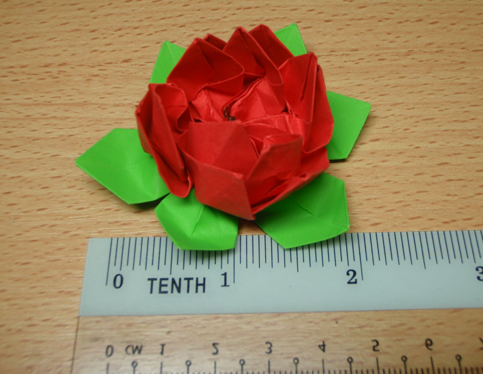Origami lotus flower bag n craft its super easy and fun to make izmirmasajfo