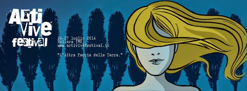 sabato 26 luglio arti vive festival ospita a Soliera il festival de La Tempesta