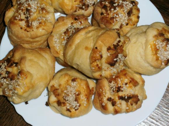 Sós-sütemények - OLCSÓ Receptek -