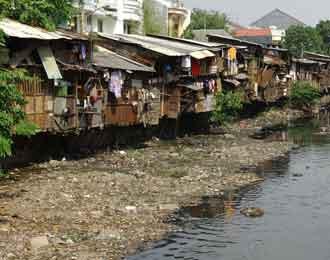 gambar rumah tidak sehat dan kotor