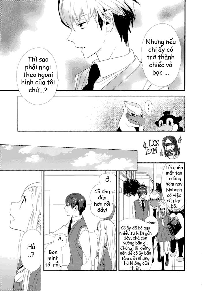 Kigurumi Boueitai chap 17 - Trang 14