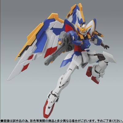 Robot Damashii (Side MS) Wing Gundam EW