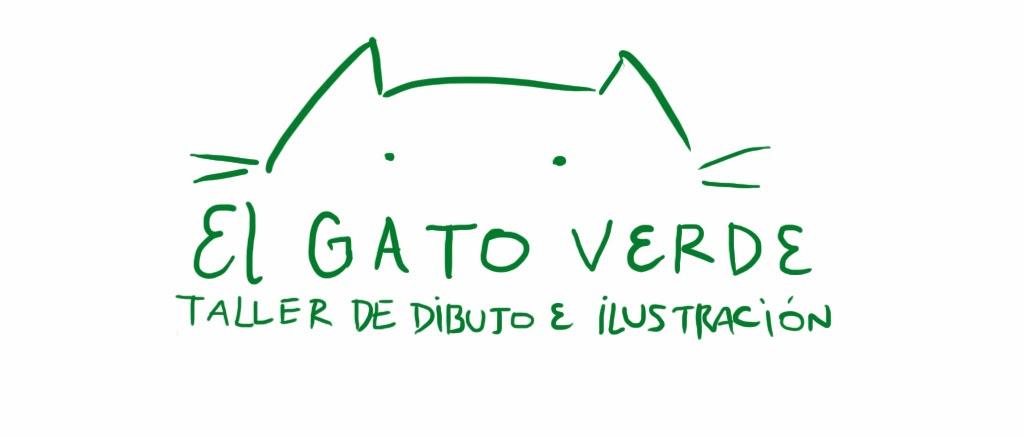 EL GATO VERDE TALLER DE DIBUJO E ILUSTRACION