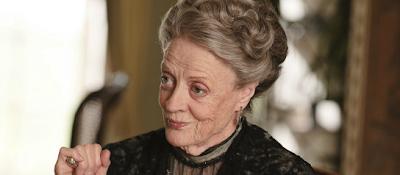 Maggie Smith (Minerva McGonagall) ganha o Globo de Ouro de 'Melhor atriz coadjuvante' por Downton Abbey | Ordem da Fênix Brasileira