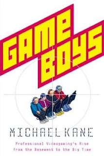 Cover: Game Boys by Michael Kane