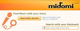 midomi musique