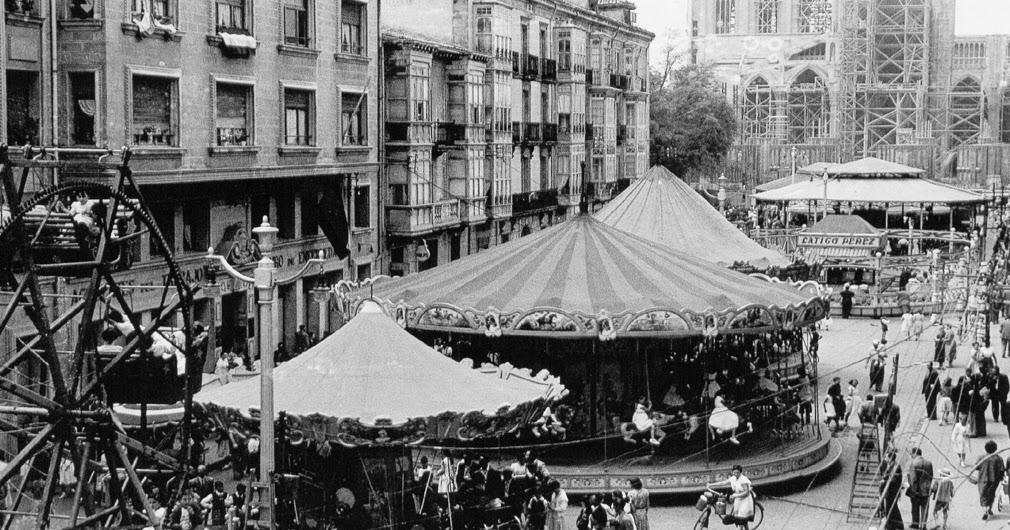 Vitoria insolita fotos antiguas de vitoria gasteiz calle for Calle mateo de prado ourense