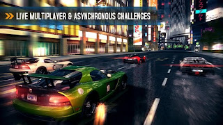 Asphalt 8: Airborne - Live Multiplayer &amp Asynchronous Challenges