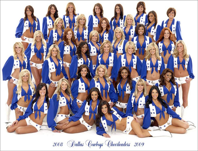 Dallas Cowboys Cheerleaders – Orgasms Here We Come!