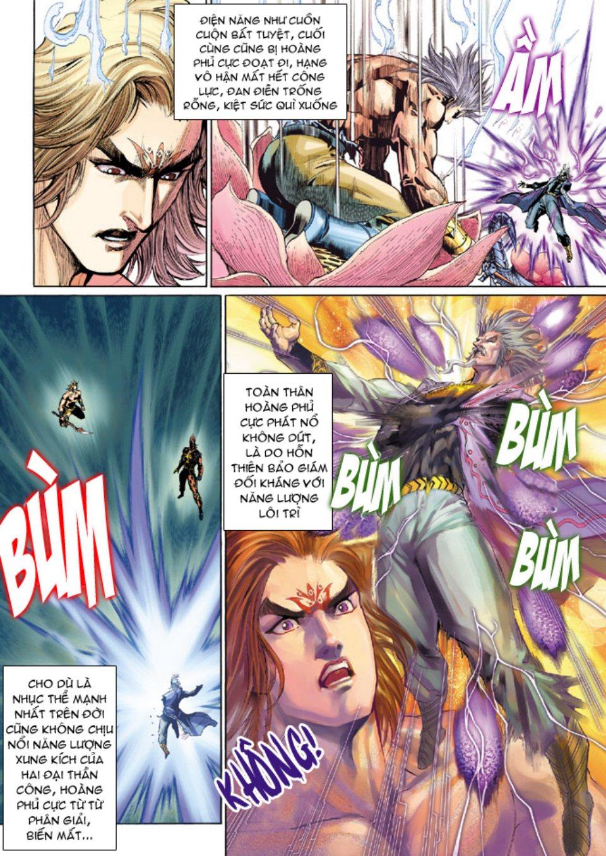 Thiên Tử Truyền Kỳ 5 - Như Lai Thần Chưởng chap 214 - Trang 23