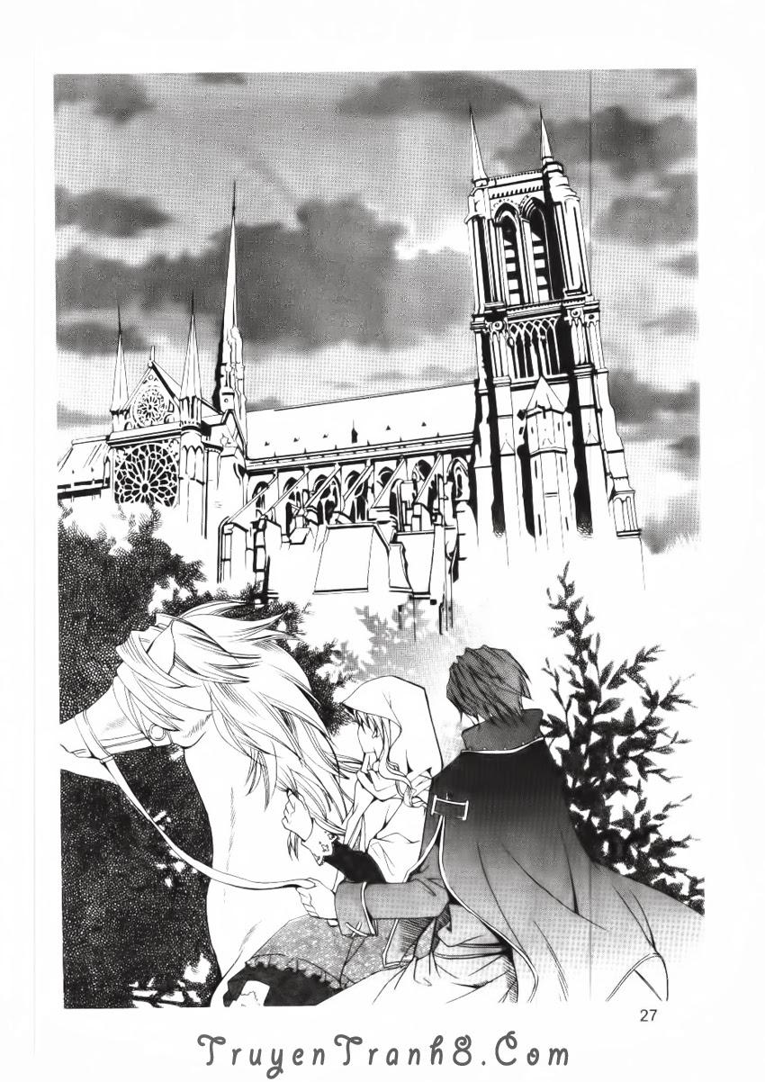 A Kiss For My Prince - Nụ Hôn Hoàng Tử Chapter 17 - Trang 28