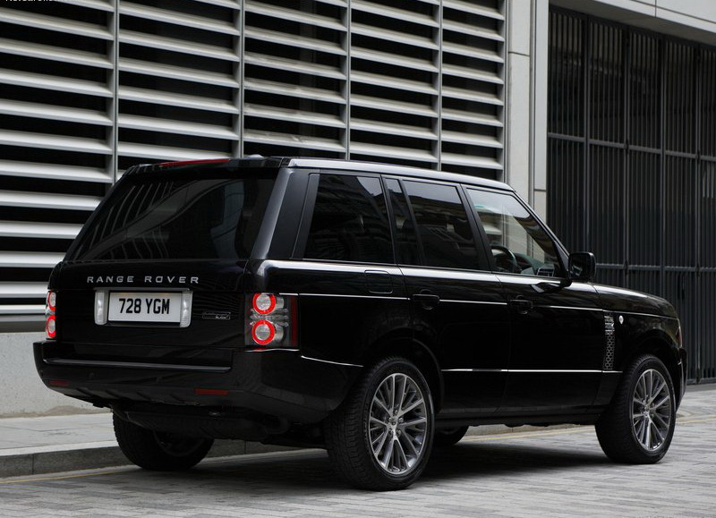 2011 Land Rover Range Rover Autobiography Black Review | Car News ...