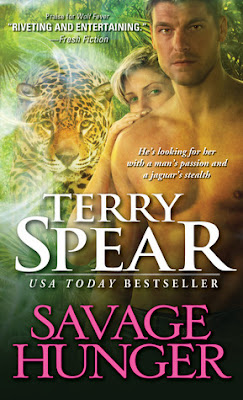 Review: Savage Hunger by Terry Spear