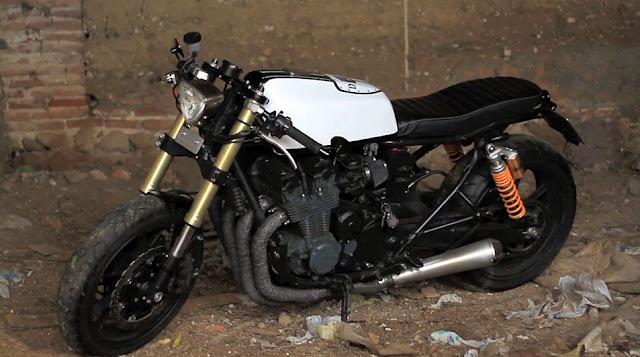 Dogma Motorcycles on 1982 Honda Nighthawk 750