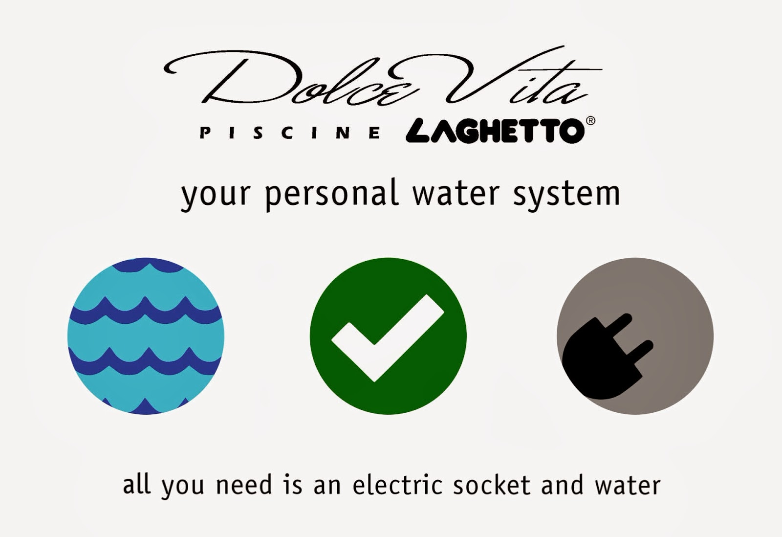 Dolcevita water system il video piscine laghetto news blog for Piscine montabili