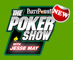 'The Poker Show' with Jesse May