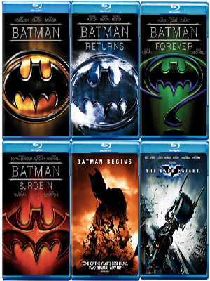 Download Hexalogia Filmes Batman BluRay 720p Dual Audio