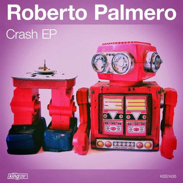 Roberto Palmero - Crash EP