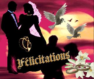 Carte félicitation mariage humoristique