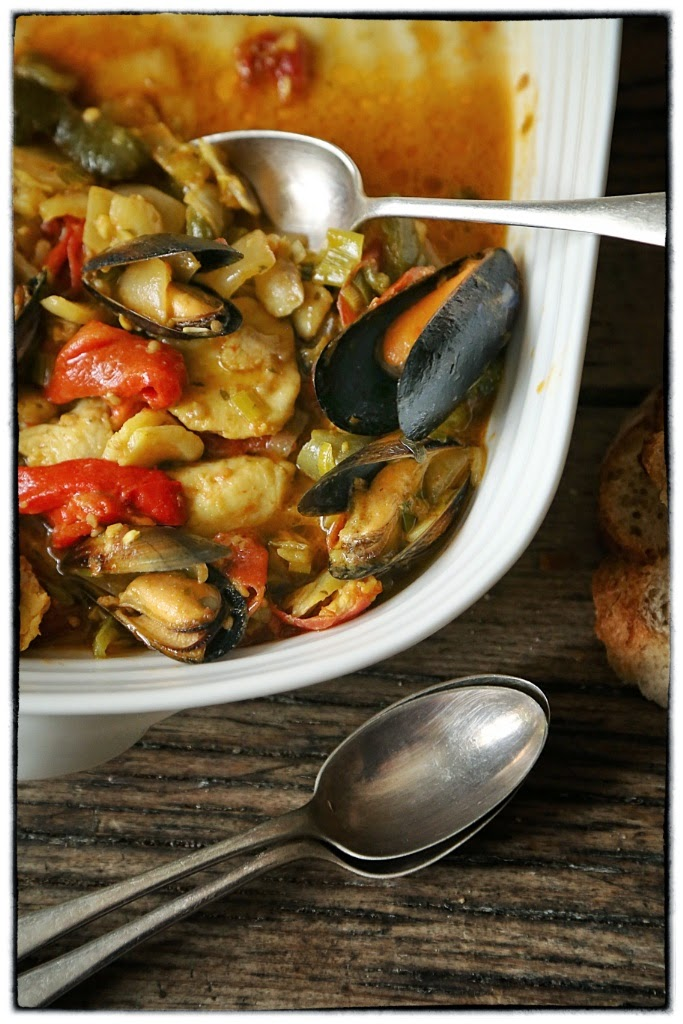 How to make whole fish stew cook and post for How to make fish stew
