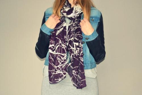 topshop-stag-print-scarf
