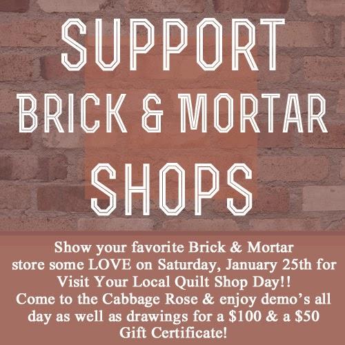 Cabbage Corner: Support Brick & Mortart Quilt Shops with Visit ... : local quilt shops - Adamdwight.com