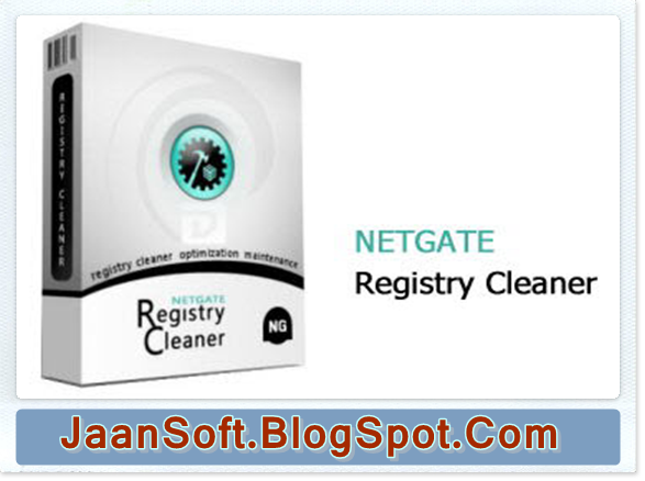 NETGATE Registry Cleaner 11.0.405.0 For Windows Final Update