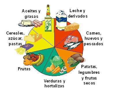 Dibujo por el Día Mundial de la Alimentación (Alimentos que debemos consumir de forma balanceada )