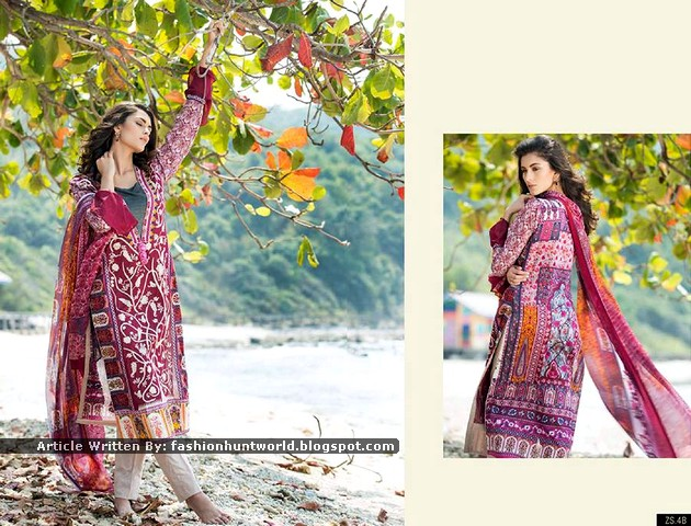 ZS Textile Tradition 2015 Magazine