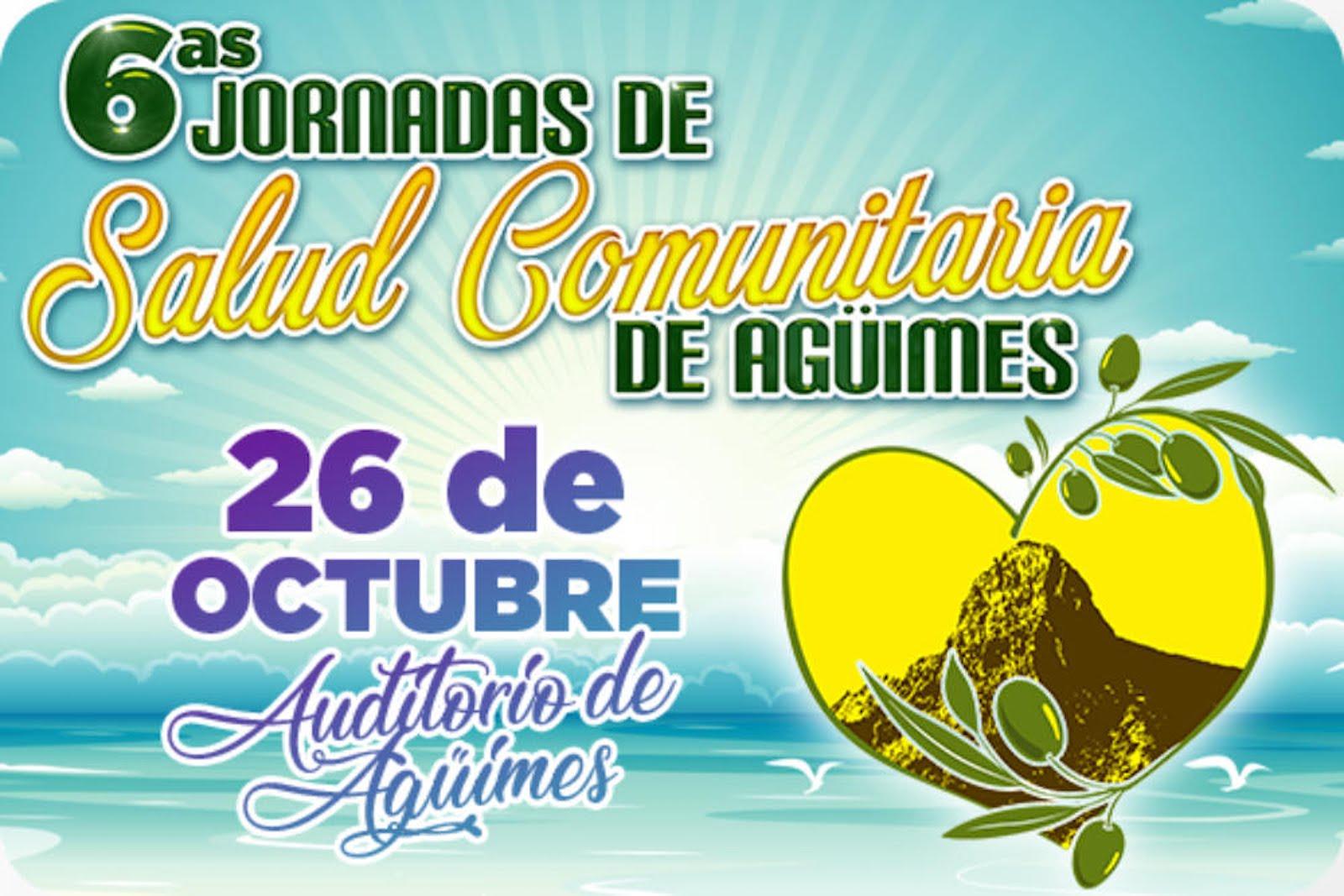 6ª Jornadas de Salud Comunitaria de Agüimes