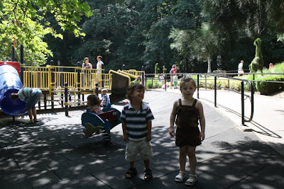 Washington Park Playground