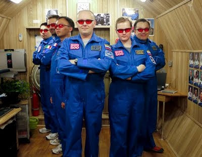 Mars 500 Crew