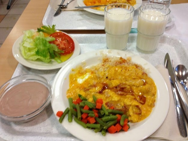 16 School Lunches From Around The World
