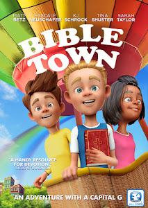 Bible Town Poster