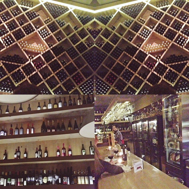Instagram @lelazivanovic. Wine Point Athens. Wine bar in Athens.