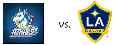 Azkals vs David Beckham's Los Angeles Galaxy