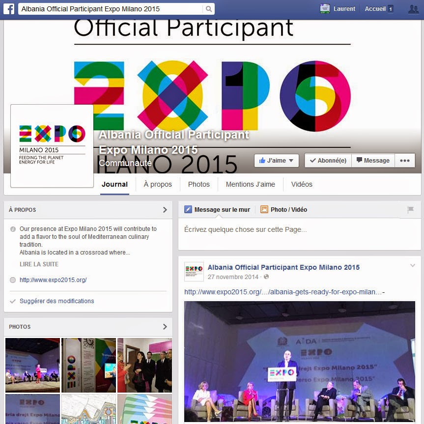 https://www.facebook.com/pages/Albania-Official-Participant-Expo-Milano-2015/697010287042477