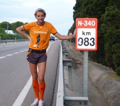 Reto de Ultramaraton en España