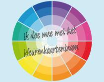 Ik doe mee aan het Kleurenkaartenteam