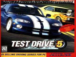 download test drive 5 setup file