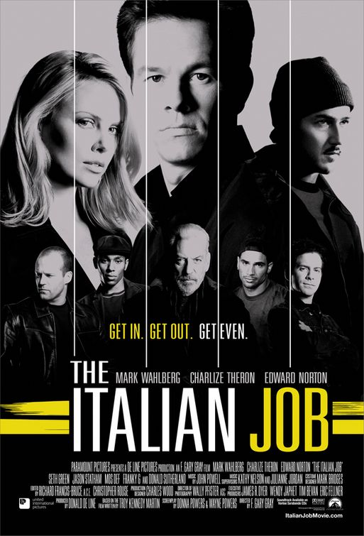 Italian Job Movie