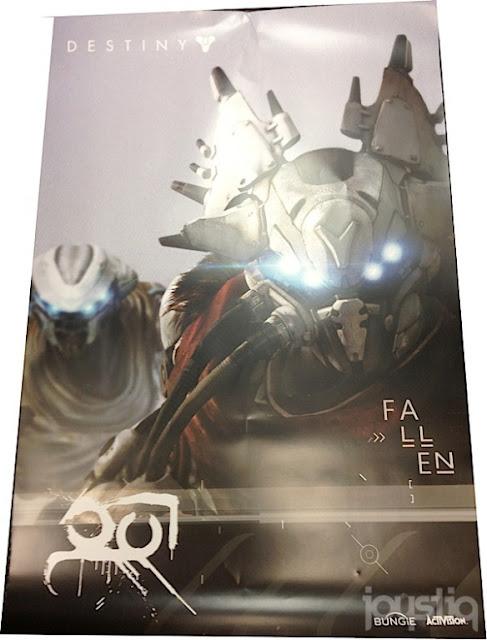 fallen destiny poster